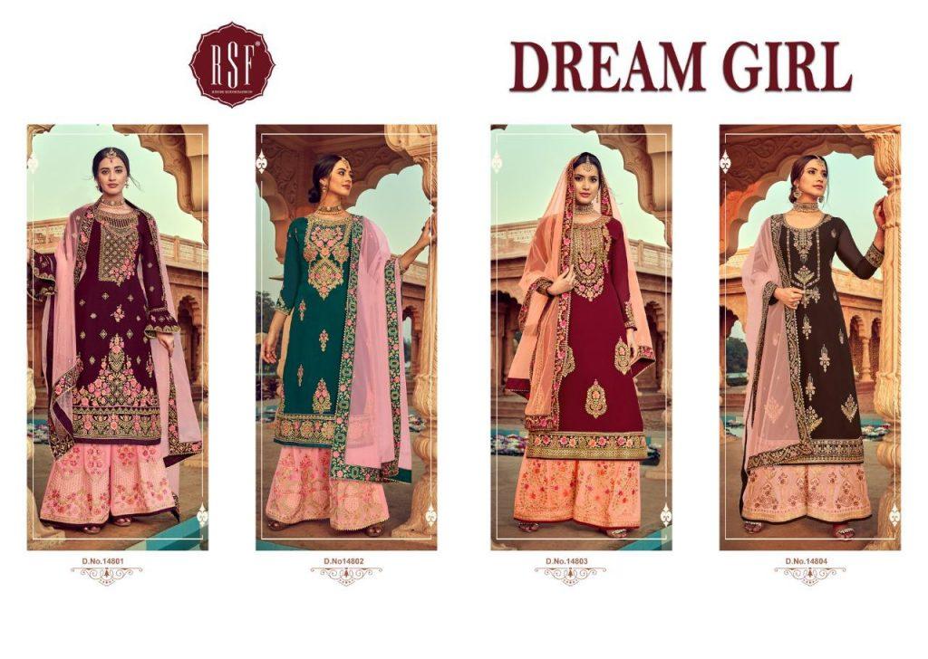 RSF Dream Girl 14801-14804