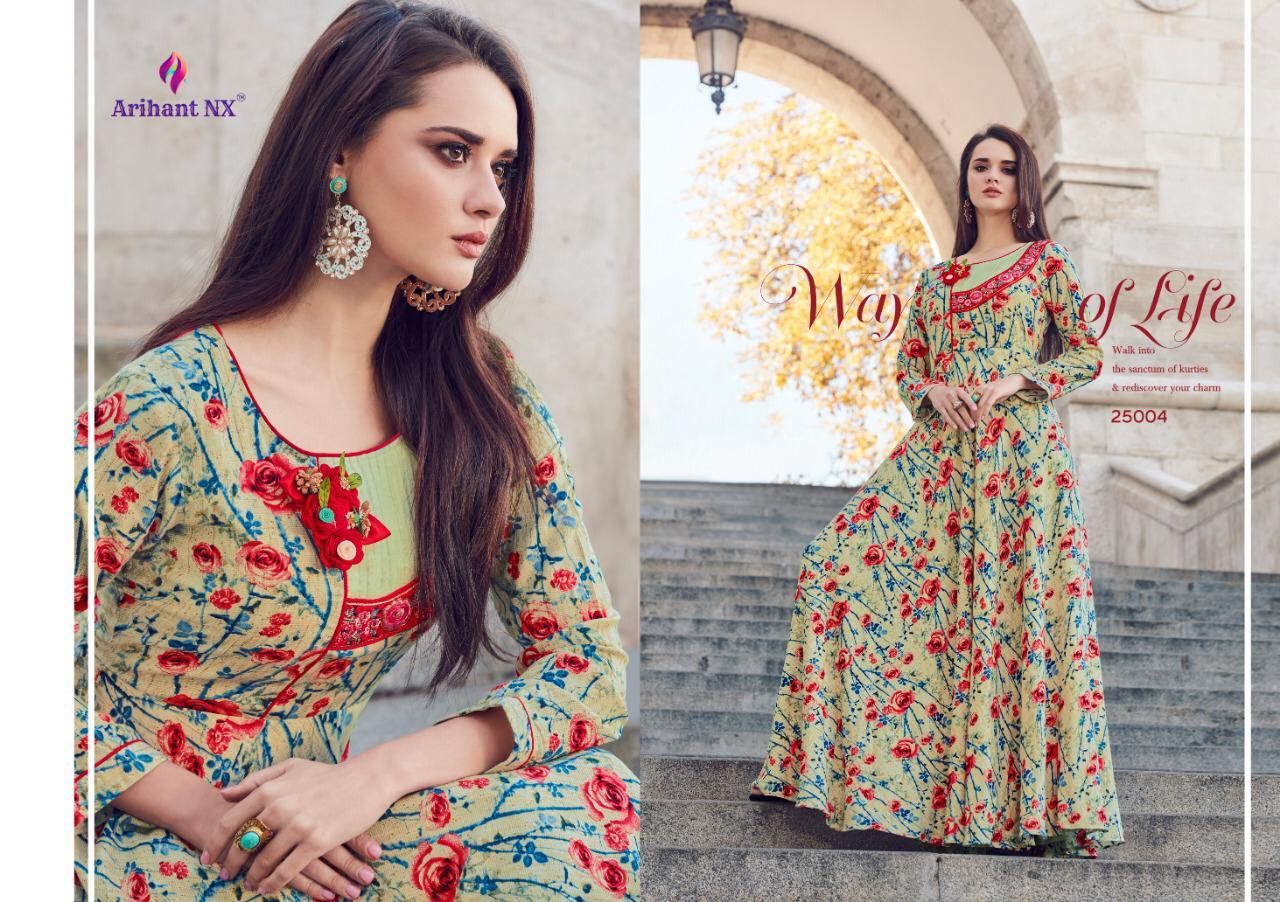 Arihant Designer Heritage 25004