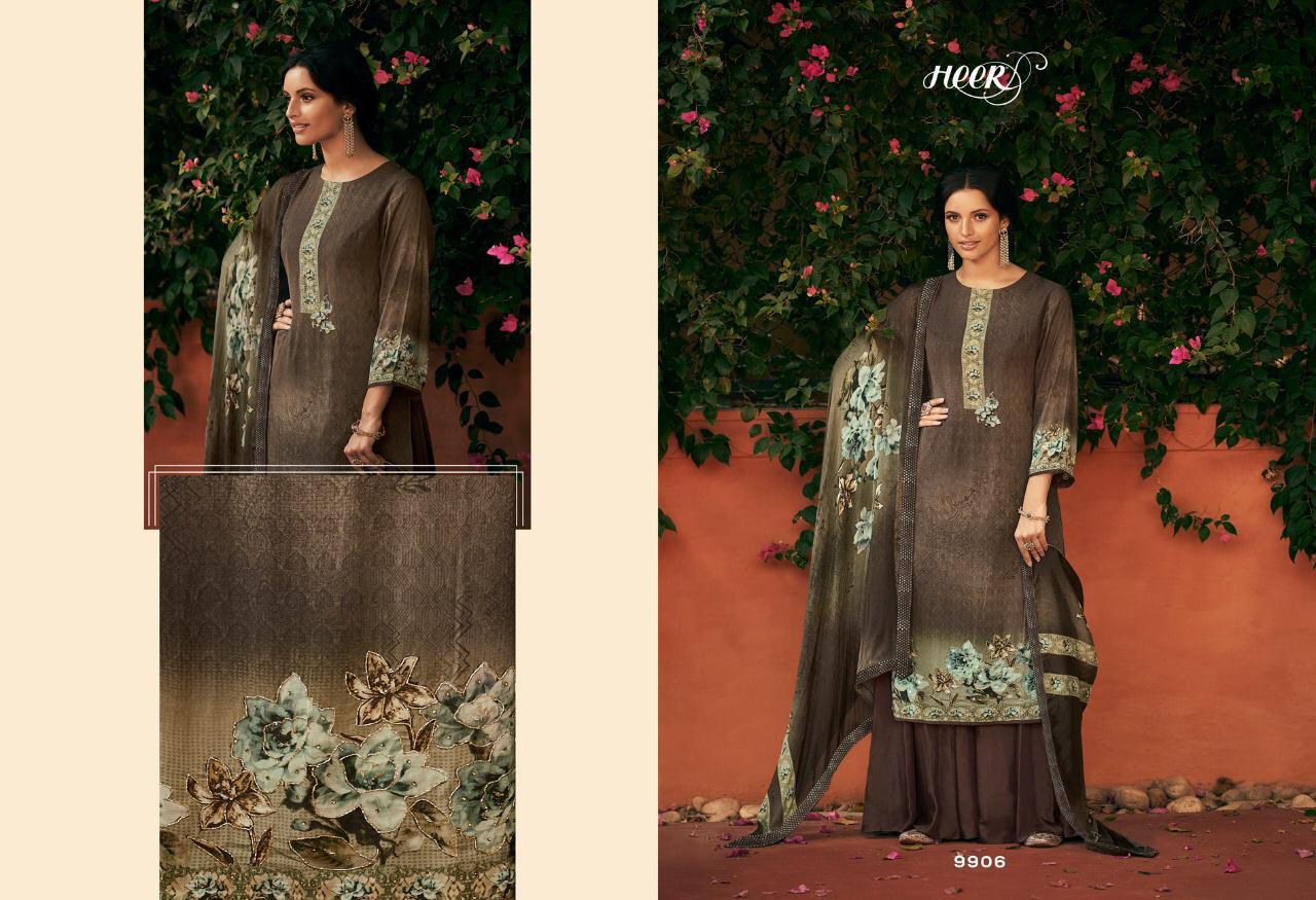 Kimora Fashion Heer Ekaaya 9906