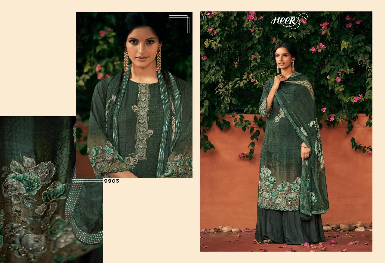 Kimora Fashion Heer Ekaaya 9903