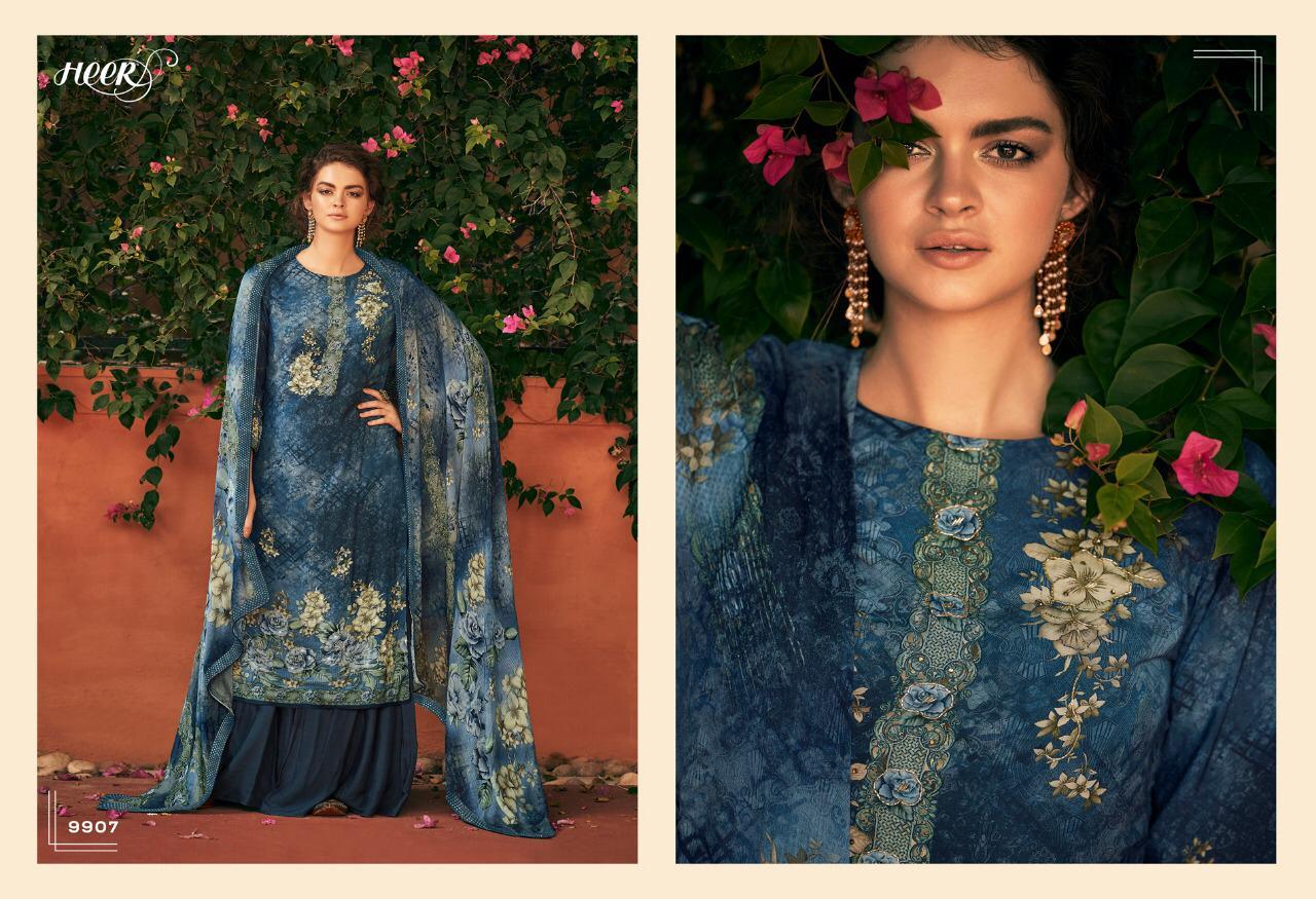 Kimora Fashion Heer Ekaaya 9907