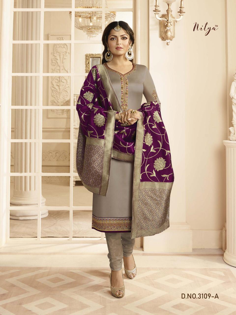 LT Fabrics Nitya 3109 A