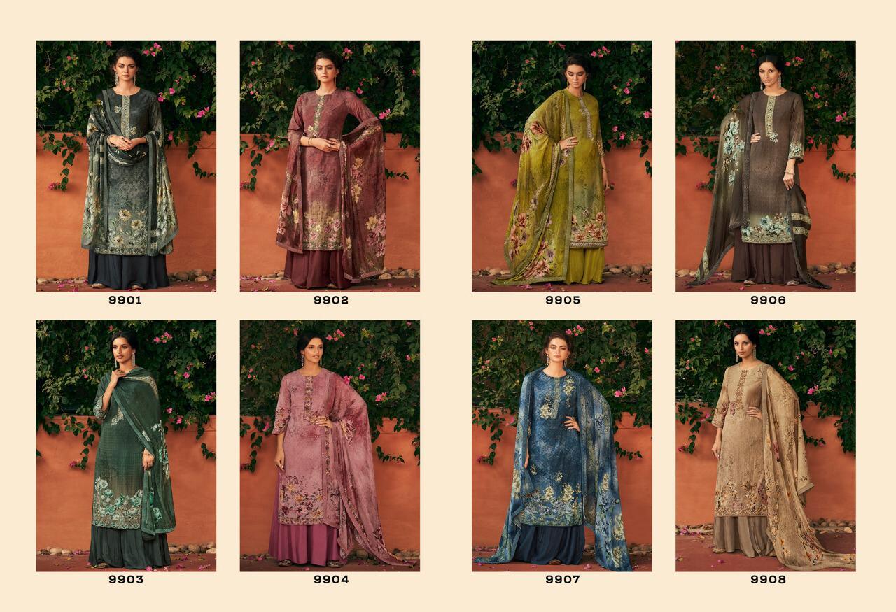 Kimora Fashion Heer Ekaaya 9901-9908
