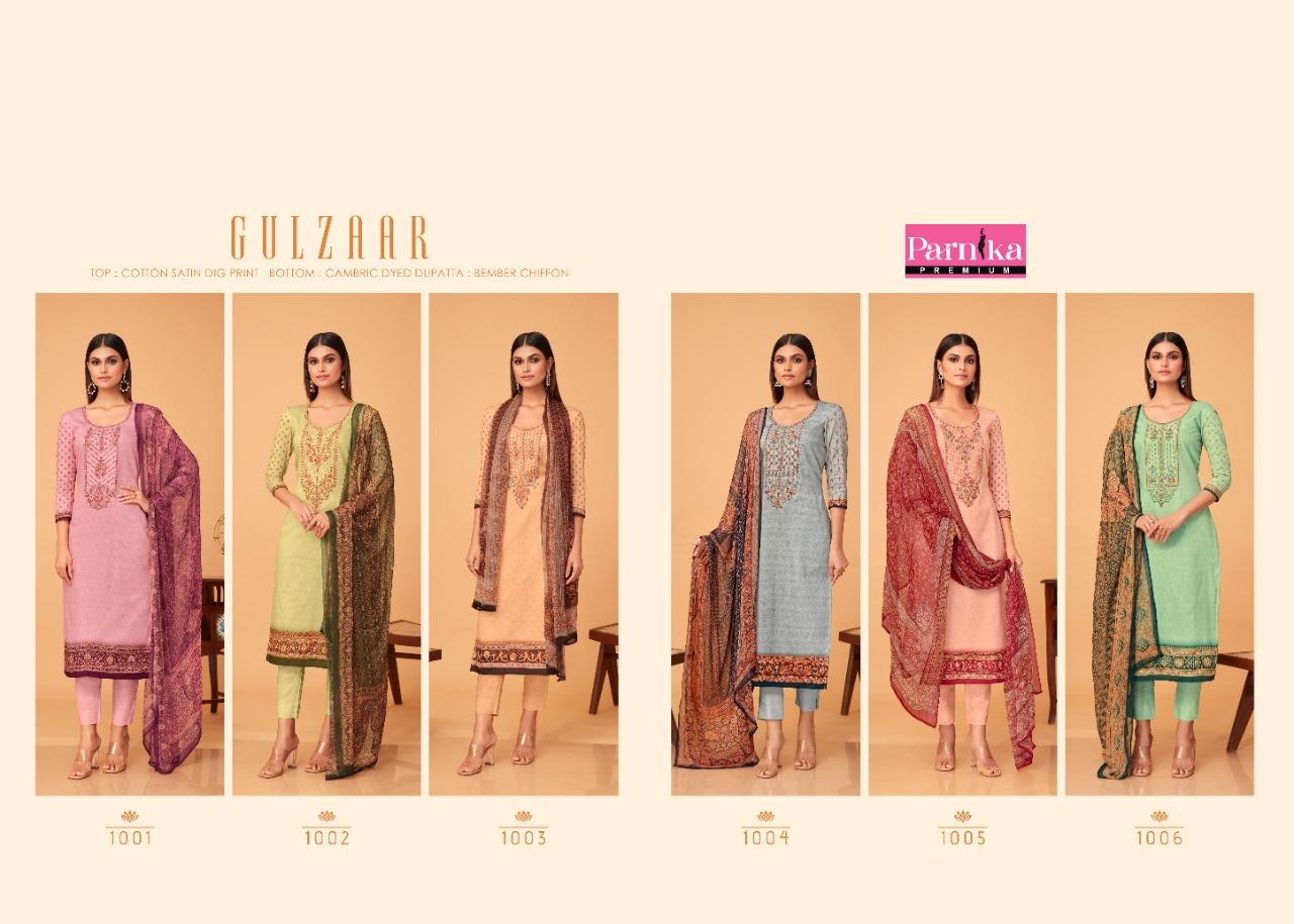 Parnika Gulzaar 1001-1006