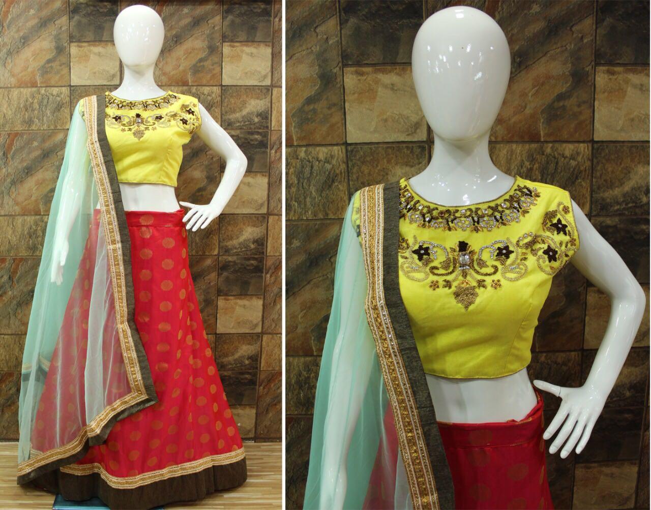 Designer Chaniya Choli 1309