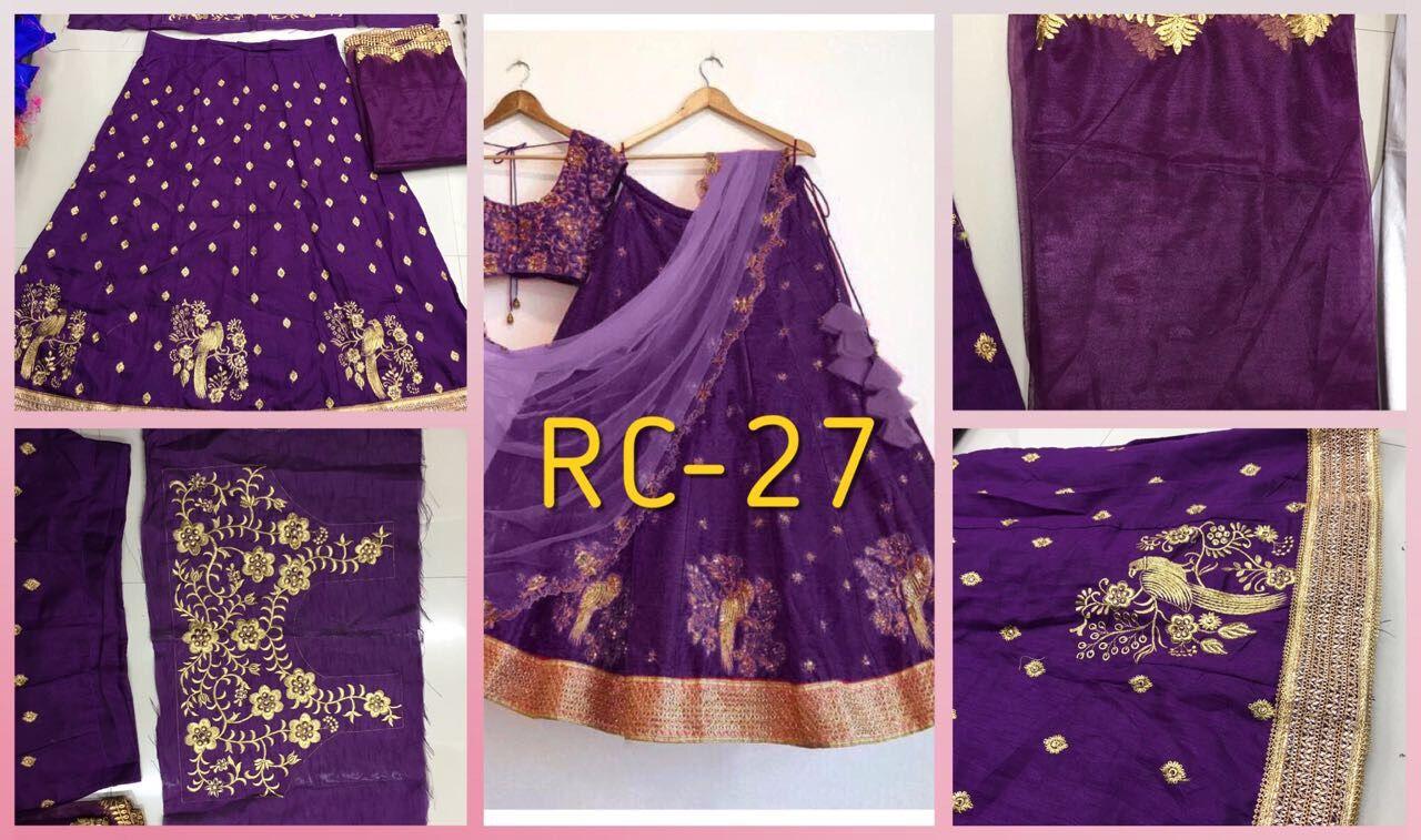 Designer Lehenga RC 27