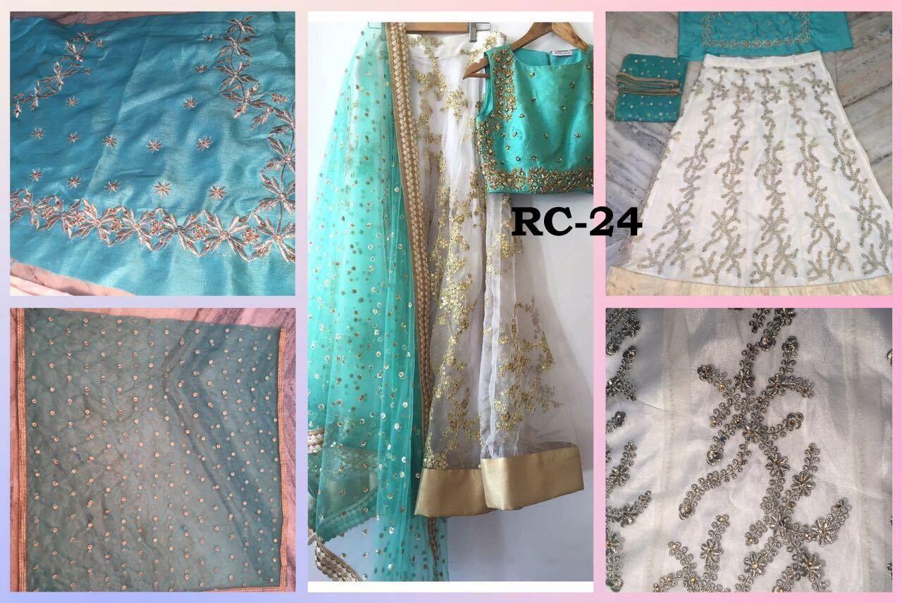 Designer Lehenga RC 24
