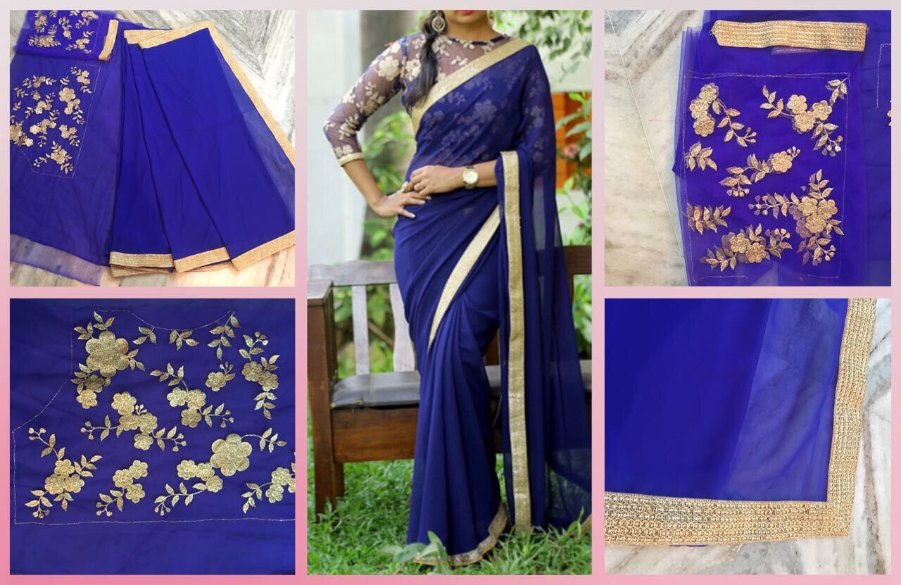 Designer Saree  RC 40