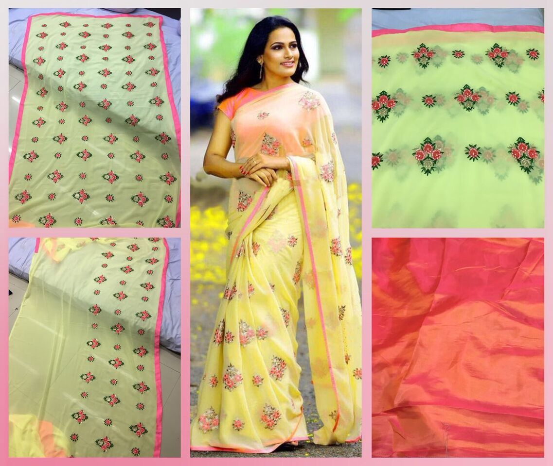 Designer Saree  RC 36