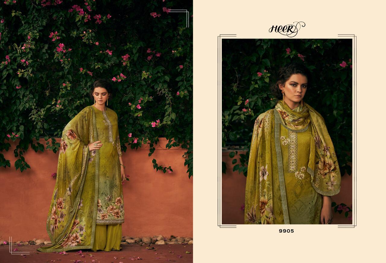 Kimora Fashion Heer Ekaaya 9905