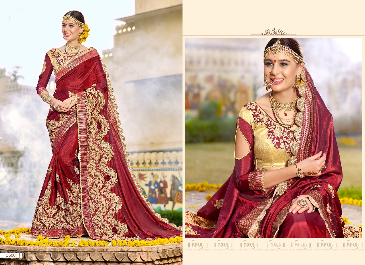 Kalista Industries LLP Nazakat Collection 56001