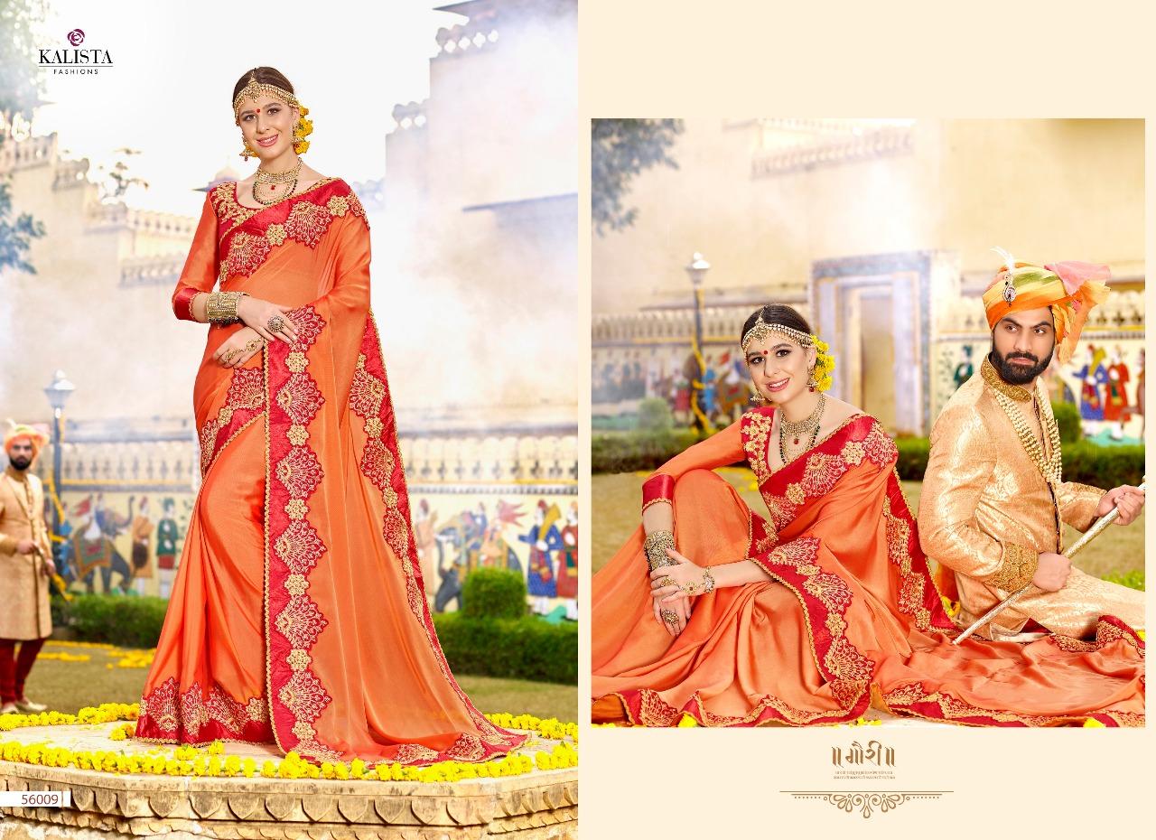 Kalista Industries LLP Nazakat Collection 56009