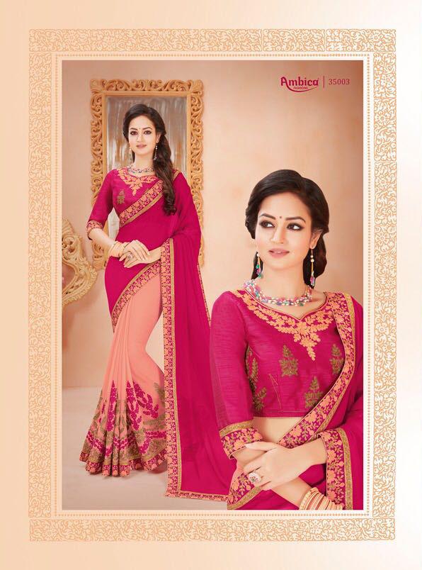 Ambica Fashion Shehzadi 35003