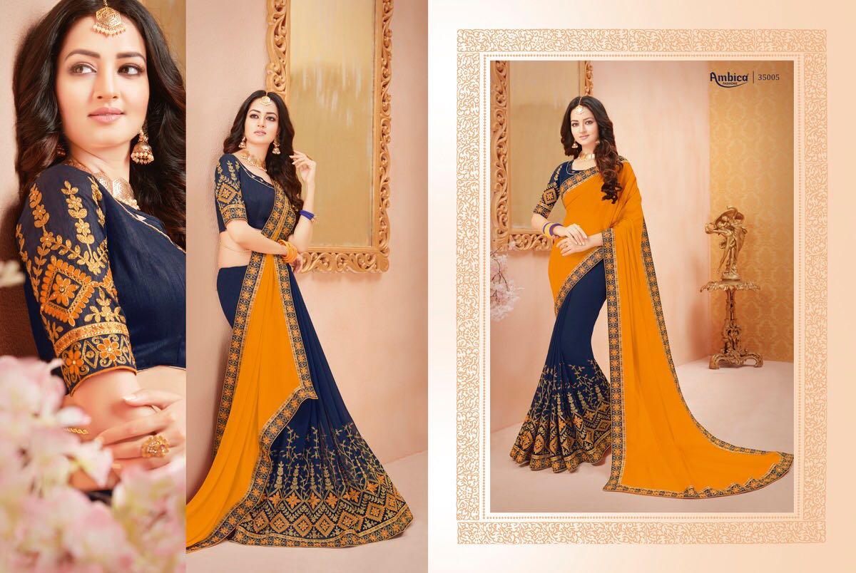 Ambica Fashion Shehzadi 35005