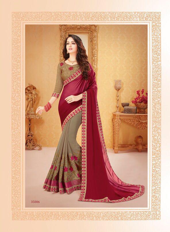 Ambica Fashion Shehzadi 35006