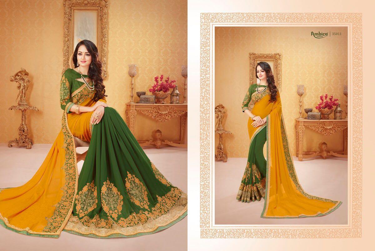 Ambica Fashion Shehzadi 35011