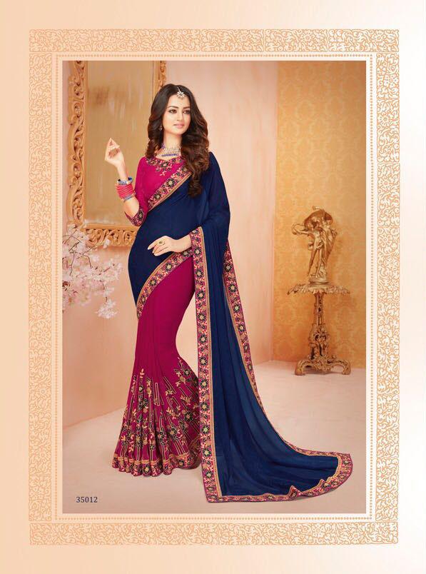 Ambica Fashion Shehzadi 35012