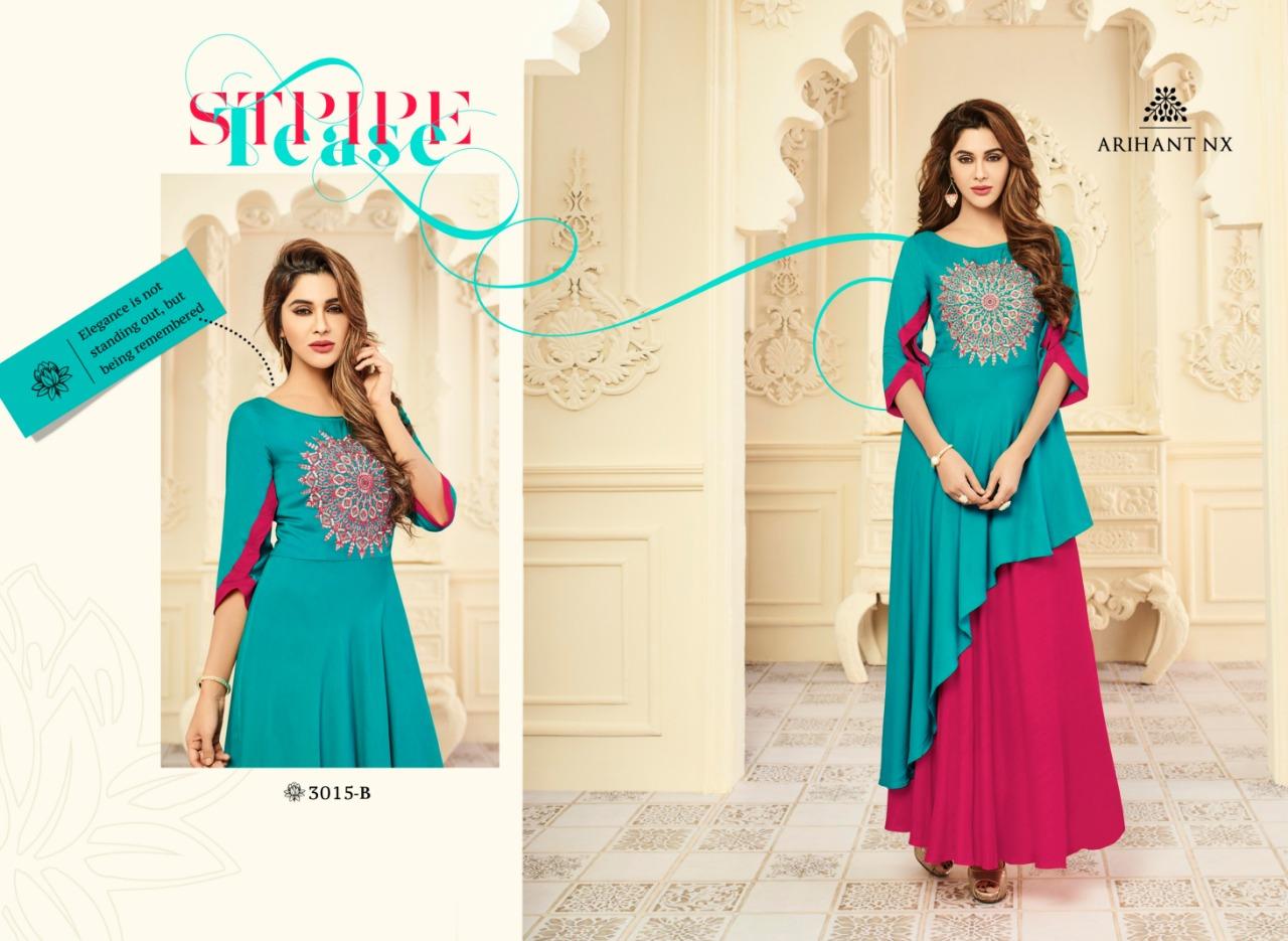 Arihant NX Floral 3015B