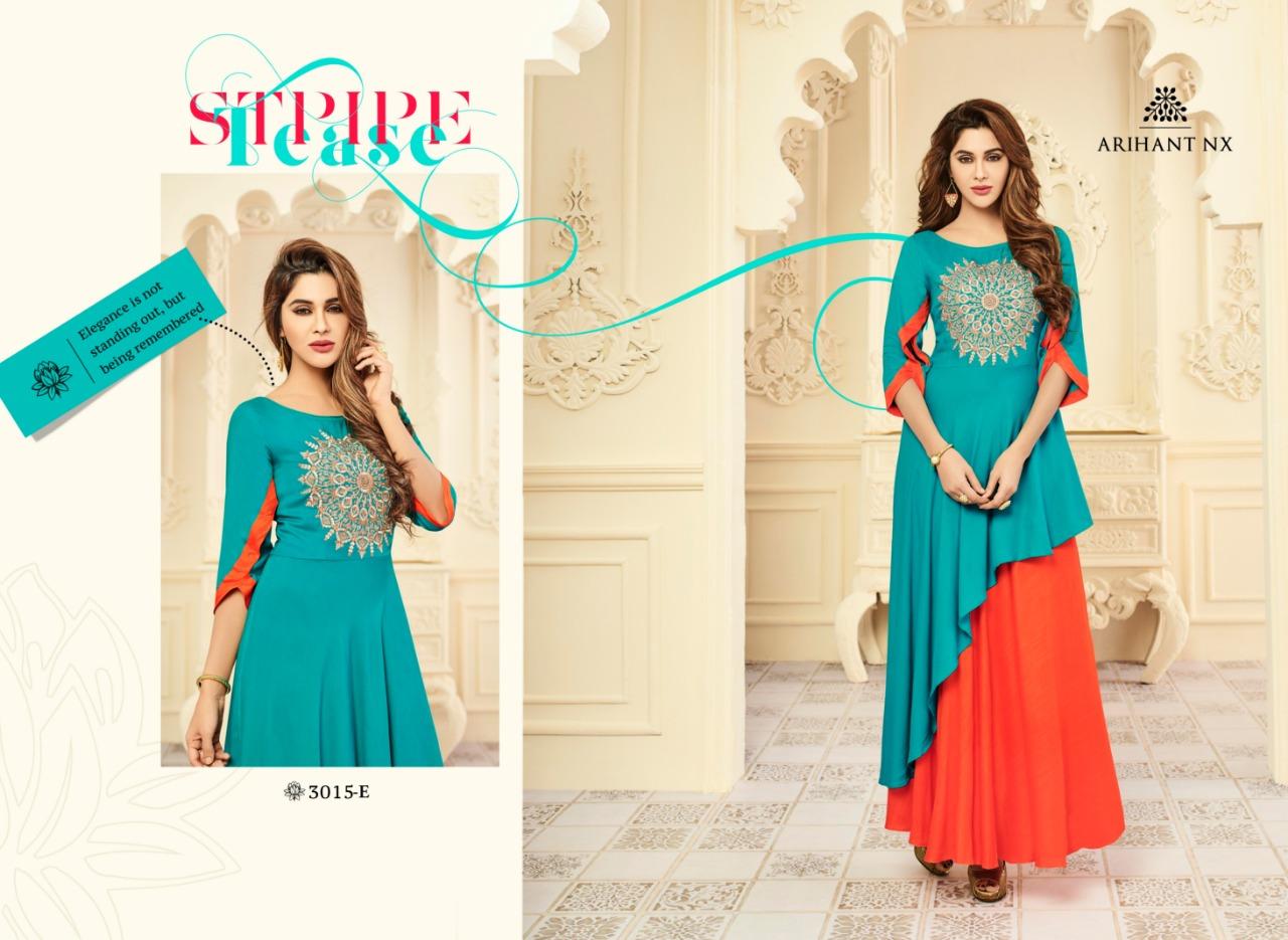 Arihant NX Floral 3015E