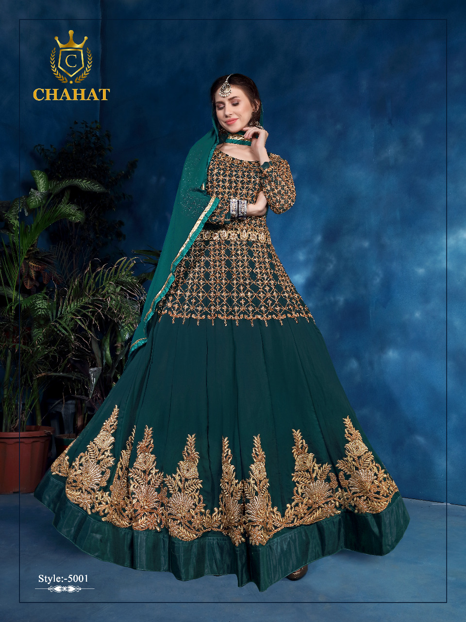Chahat Fashion Bilal 5001