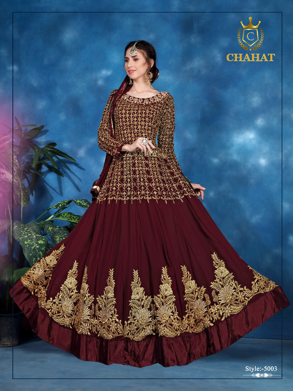 Chahat Fashion Bilal 5003