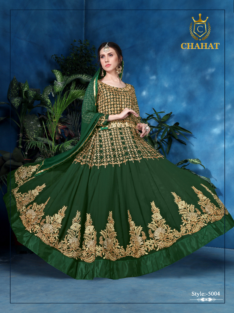 Chahat Fashion Bilal 5004