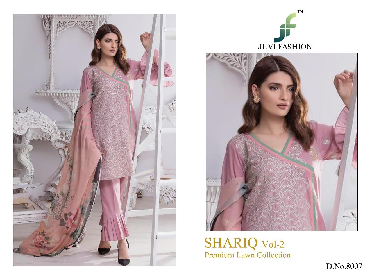 Juvi Fashion Shariq 8007