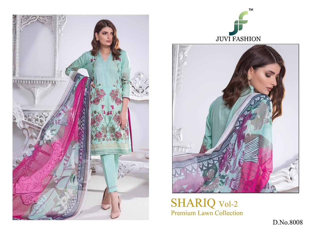 Juvi Fashion Shariq 8008