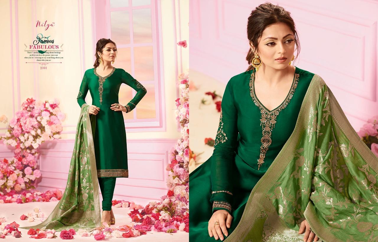 LT Fabrics Nitya 2101