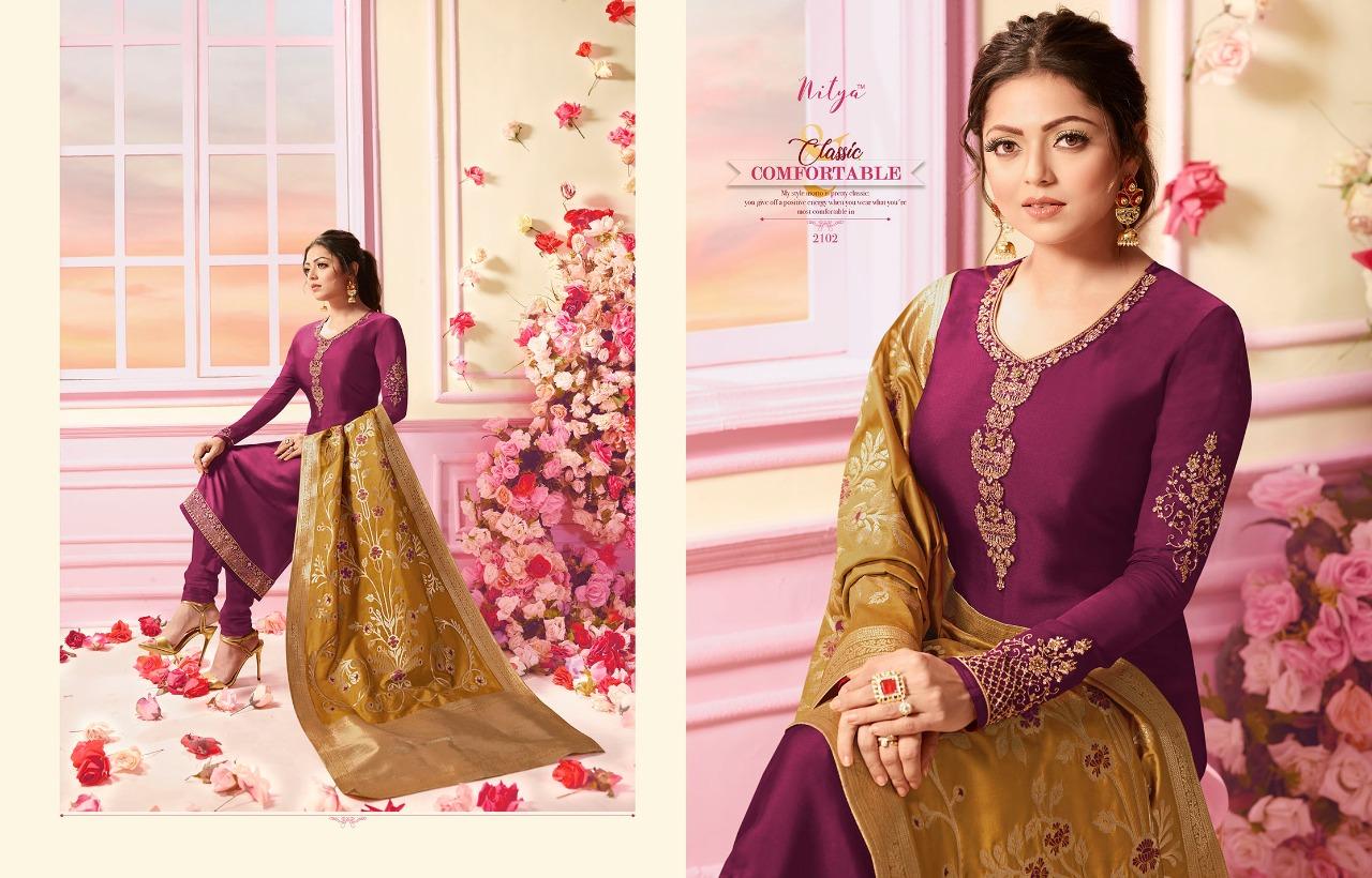 LT Fabrics Nitya 2102