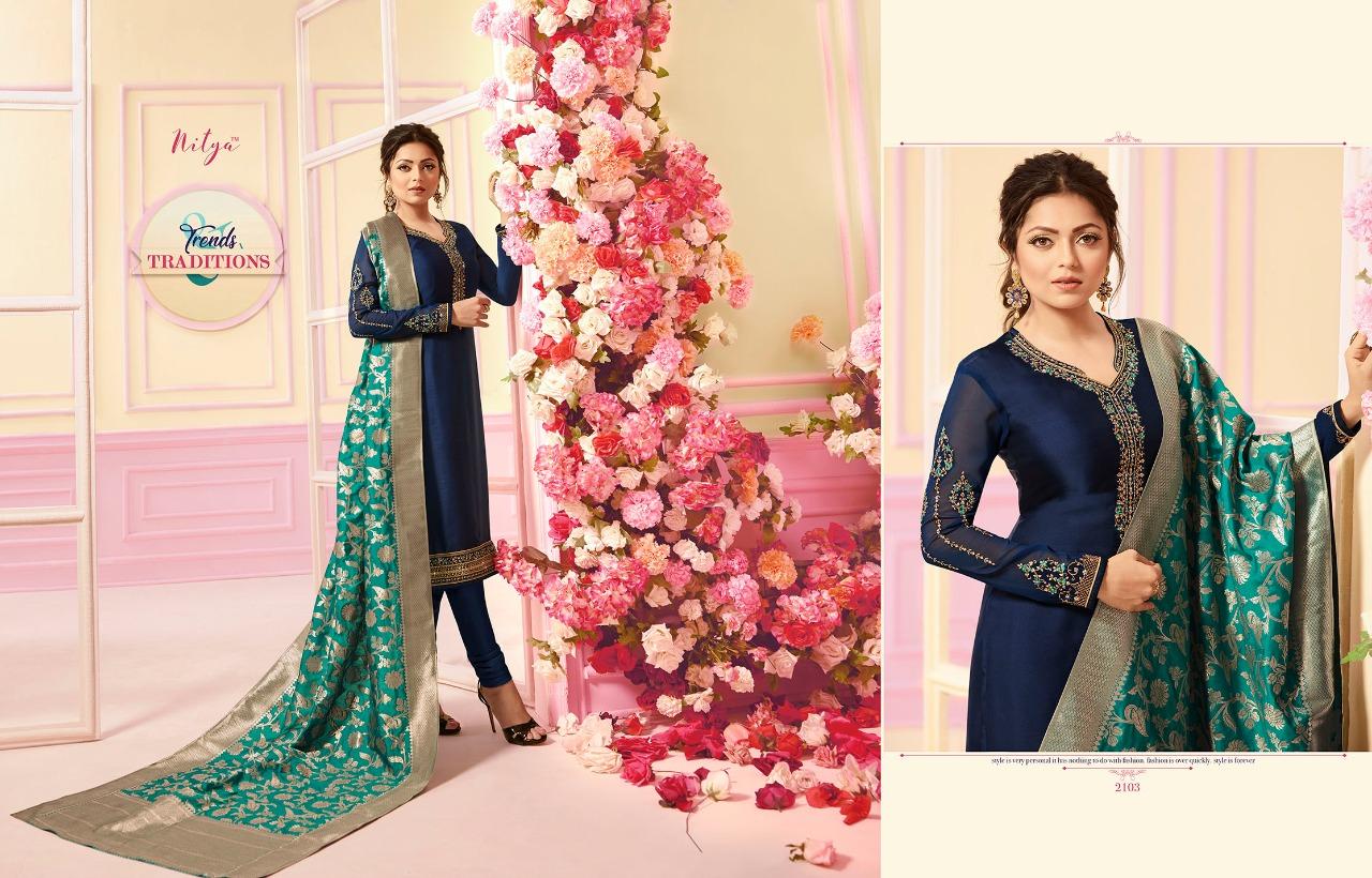 LT Fabrics Nitya 2103