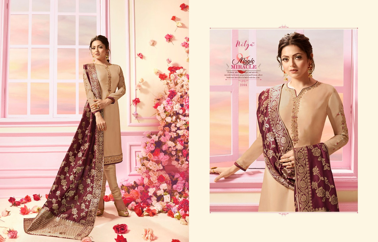 LT Fabrics Nitya 2104