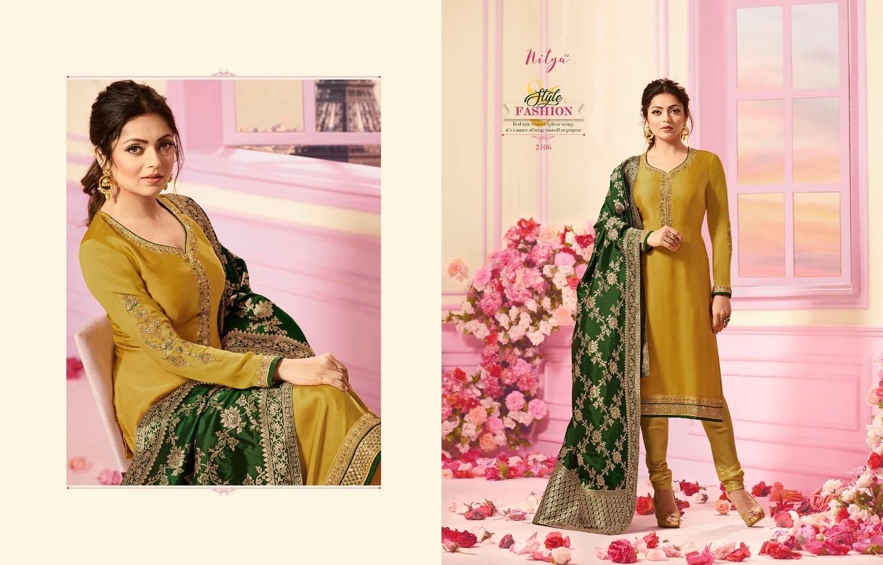 LT Fabrics Nitya 2106
