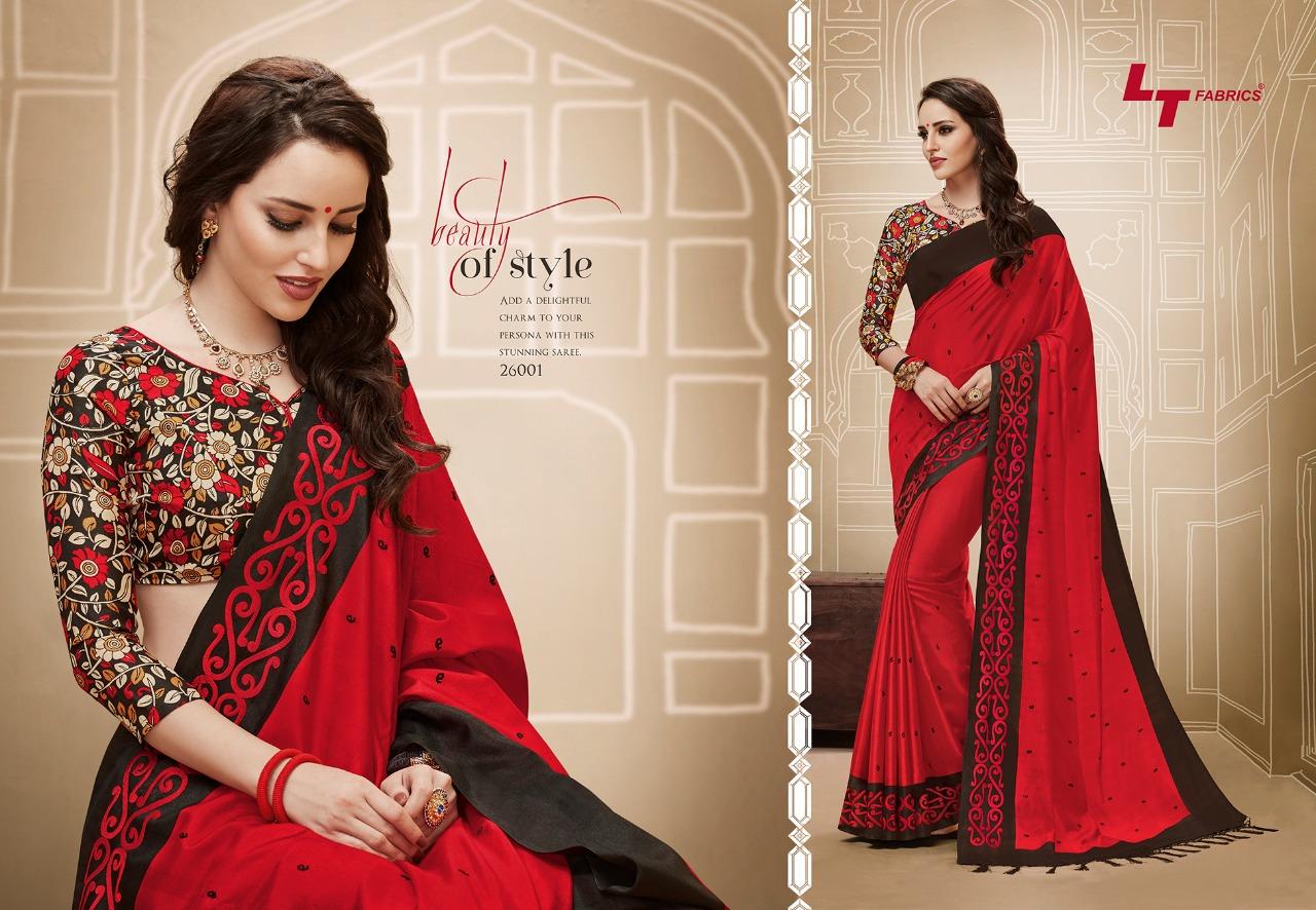 LT Fabrics Vastram 26001