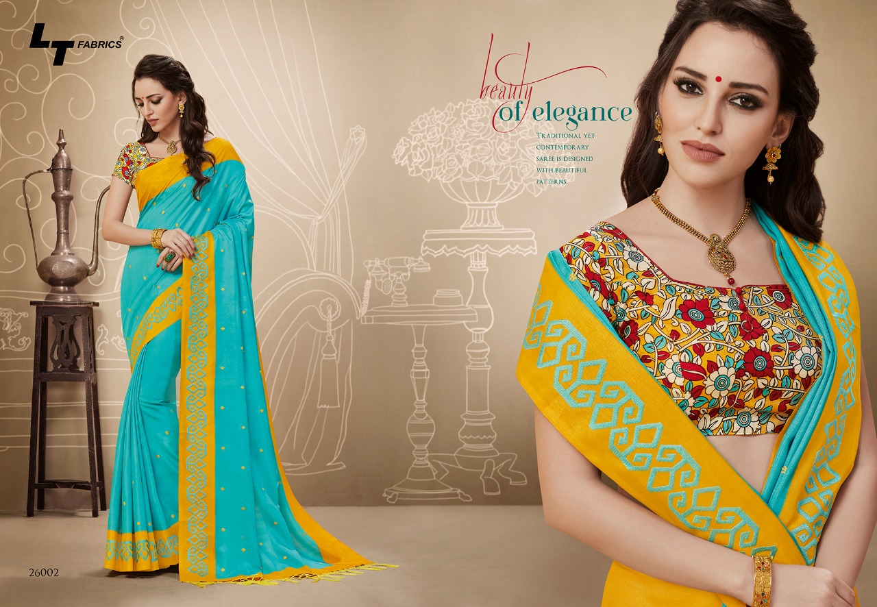 LT Fabrics Vastram 26002
