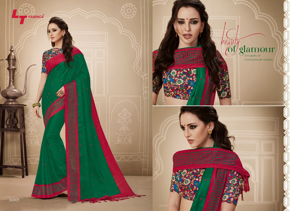 LT Fabrics Vastram 26005