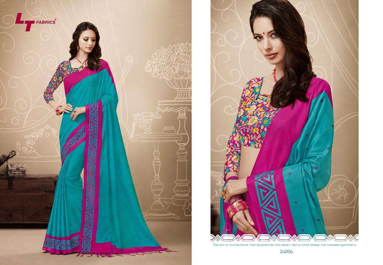LT Fabrics Vastram 26006