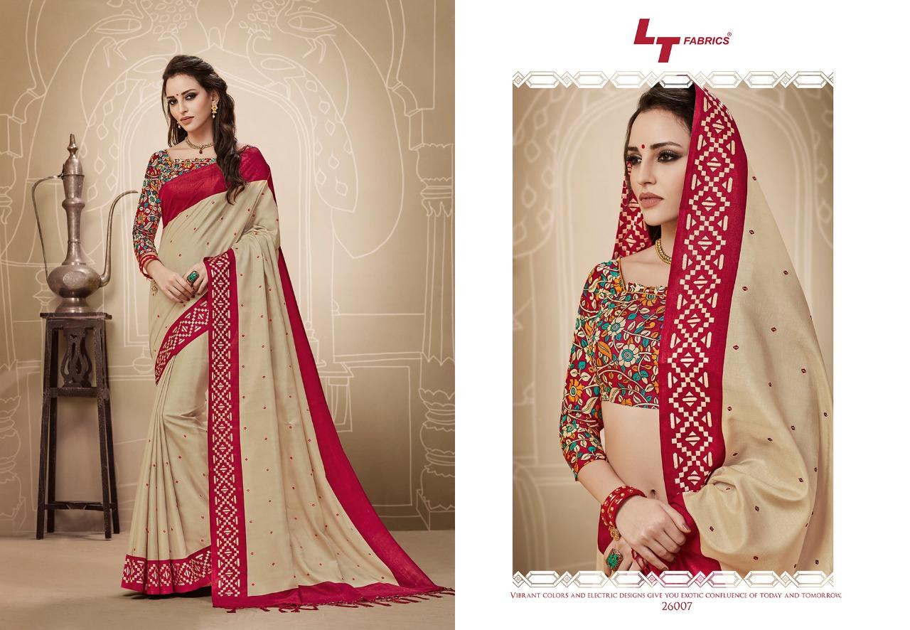 LT Fabrics Vastram 26007