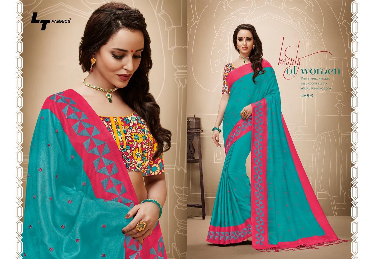 LT Fabrics Vastram 26008
