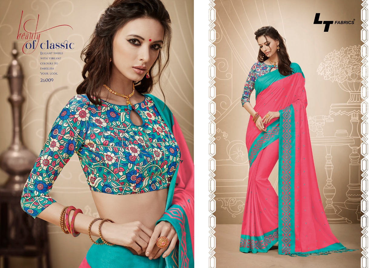 LT Fabrics Vastram 26009