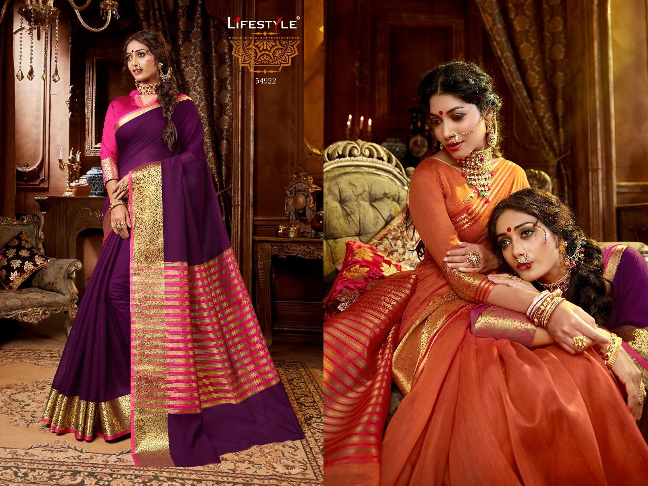 Lifestyle Khadi Silk 54922