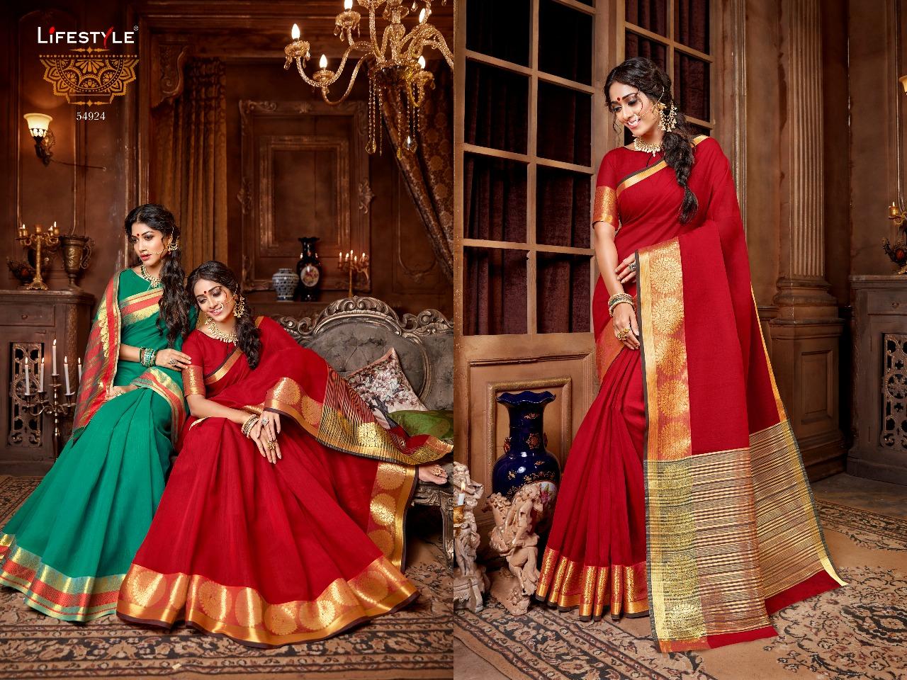 Lifestyle Khadi Silk 54924