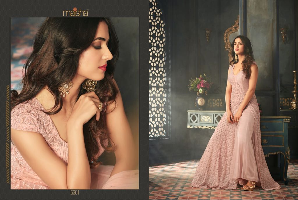 Maisha Maskeen Tihor Collection 5301