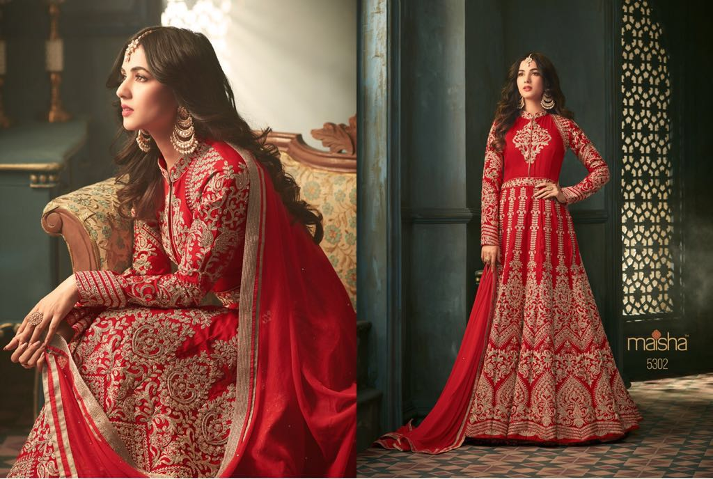 Maisha Maskeen Tihor Collection 5302