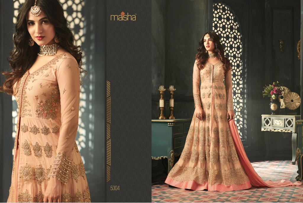 Maisha Maskeen Tihor Collection 5304
