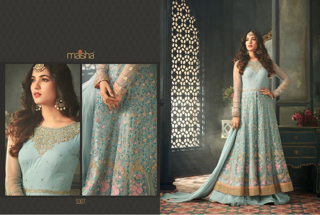 Maisha Maskeen Tihor Collection 5307