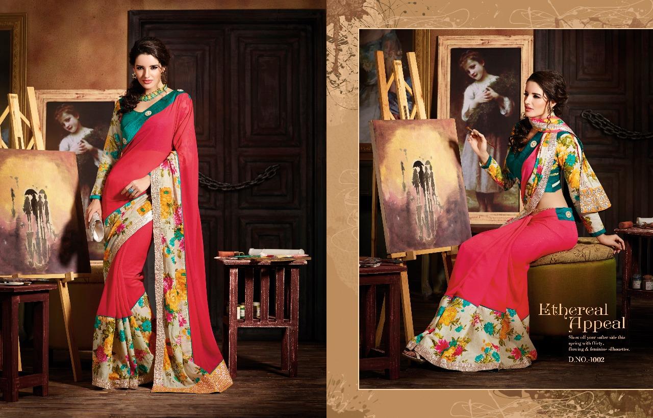 Mugdha Saree 1002