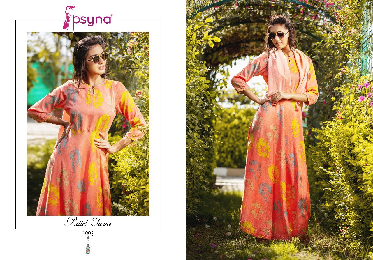 Psyna Pasttel Twins 1003