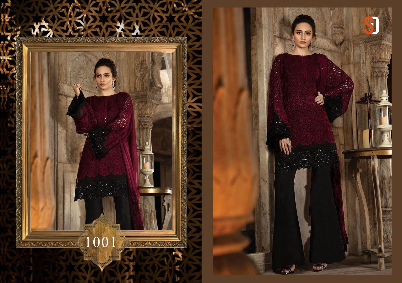 Shraddha Designer Rehana Mariya B 1001