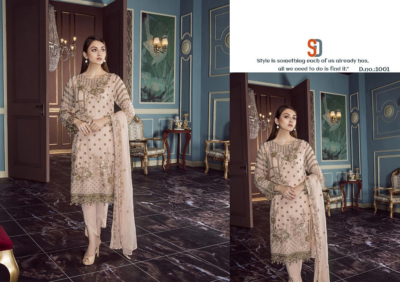Shraddha Designer Kuch Khas 1001